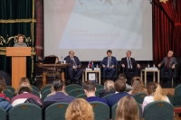 MSLU Expands Bilateral Cooperation with Kaliningrad