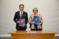 UN and MSLU Sign MOU